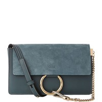 Chloé Small Faye Shoulder Bag | Harrods