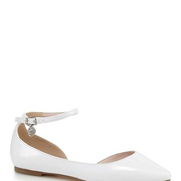 Faith Pointed Ballerina Flats