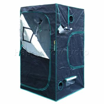 1680D Grow Tent for Hydroponics Lamp ,Indoor Garden 120*120*200 Water-proof reflective mylar Greenhouse plant Non-toxic room