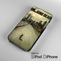The Walking Dead Zombies iPhone 4S 5S 5C 6 6Plus, iPod 4 5, LG G2 G3, Sony Z2 Case