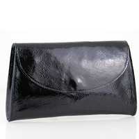 Leather Clutch Purse Envelope - Efika - Coolil.com