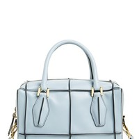 Women's Tod's 'Small D Cube - Bauletto' Bowler Bag