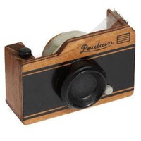 Caught On Camera Tape Dispenser | Mod Retro Vintage Desk Accessories | ModCloth.com