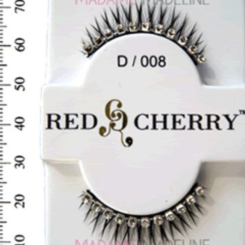 Red Cherry Lashes #D008