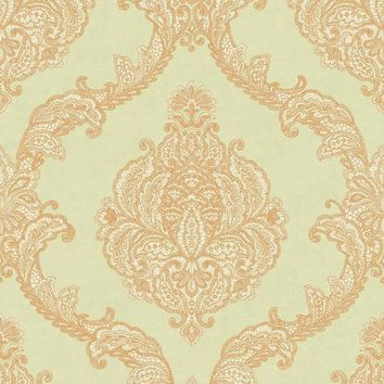 York Wallpaper WP-1151 Chantilly Lace