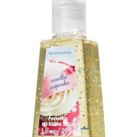 Vanilla Cupcake PocketBac Sanitizing Hand Gel   - Anti-Bacterial - Bath & Body Works