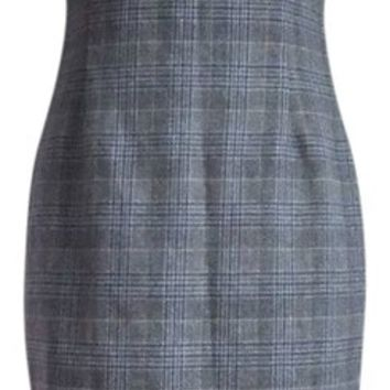 Marc Jacobs Executive Plaid Sheath Dress 67% off retail