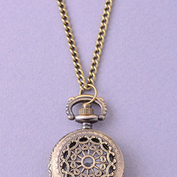 Pocketwatch Necklace