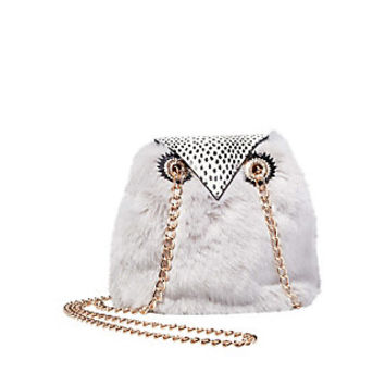 KITSCH GIVE A HOOT OWL CROSSBODY: Betsey Johnson