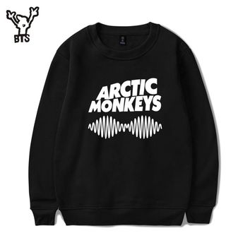 BTS New novelty Arctic Monkeys sweatshirt Breaking Bad Heisenberg Women/men O Neck London Boy female fleece hoodies sweatshirts