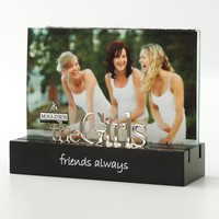 Malden The Girls 4'' x 6'' Frame (Black)