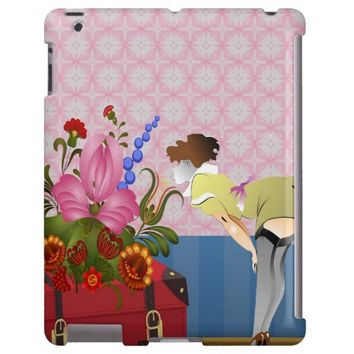 Nature In Bloom - Mate Barely There iPad Case