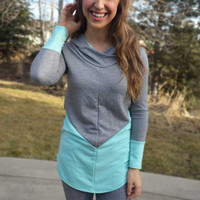 Perfect Pullover - Mint