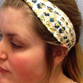 Despicable Me Minions Twisted Headband