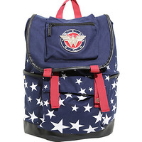 DC Comics Wonder Woman Star Slouch Backpack