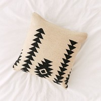 Southwestern Minimal Kilim Throw Pillow | Urban Outfitters