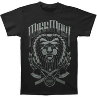 Miss May I Men's  Tiger T-shirt Black Rockabilia