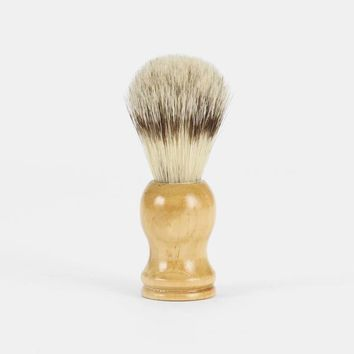 CRUX WOODEN SHAVING BRUSH