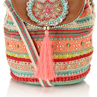 Malibu Pouch Across Body Bag | Multi | Accessorize
