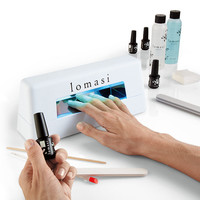 Lomasi Manicure Pedicure Gel Kit