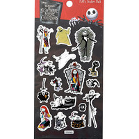 The Nightmare Before Christmas Puffy Sticker Pack