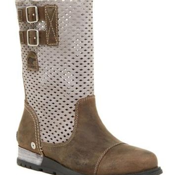Sorel | Major Pull-On Perforated Boot (Women) | Nordstrom Rack