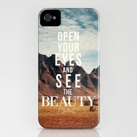 The Beauty iPhone Case by Zach Terrell | Society6
