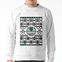 Starwars Christmas Ugly 3469 Sweater Man and Sweater Woman