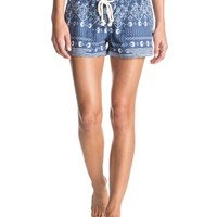 Oceanside Printed Beach Shorts 889351486424 | Roxy