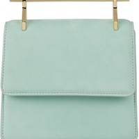 M2Malletier Mini La Collectionneuse Nubuck Crossbody Bag | Nordstrom