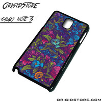 Floral Flower Purple Forest Case For Samsung Galaxy Note 3 Case