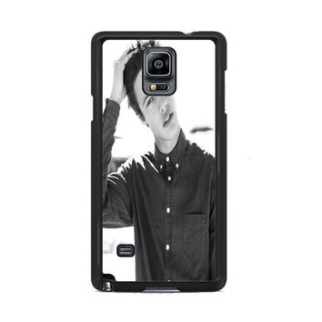 Cameron Dallas Face Cover Samsung Galaxy Note 3 | 4 Cover Cases