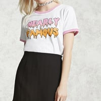 Nearly Famous Ringer Tee