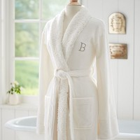 Cozy Sherpa Robe | Pottery Barn