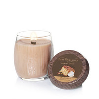 Cinnamon Scone : Small Pure Radiance™ Candles : Yankee Candle