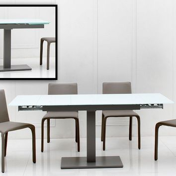 Modrest Taste - Extendable Modern Dining Table