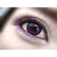 GEO Angel Violet Circle Lens Colored Contact Lenses