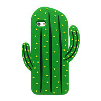 2016 Fashion 3D cartoon fruit summer cool clouds rainbow cactus soft silicone case cover For Iphone 5 5s se/5c/6 6s/6plus 6splus