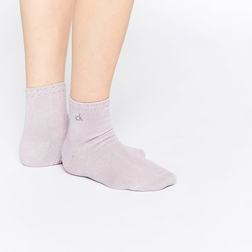 Calvin Klein Holiday Home Sock