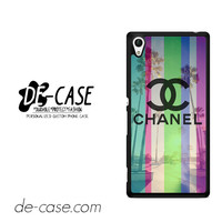 Chanel Panorama For Sony Xperia Z4 Case Phone Case Gift Present YO