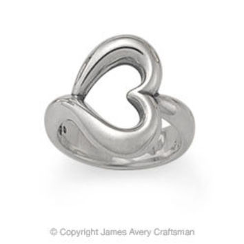 Abounding Heart Ring from James Avery