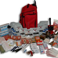 Deluxe Survival Kit with Long Term Food Storage - 1-800-Prepare
