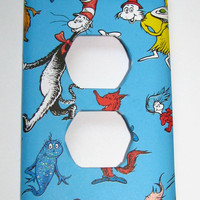 Light Switch Cover Outlet - Light Switch Plate Dr Suess