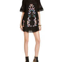 Free PeoplePerfectly Victor Embroidered Dress
