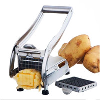 Hot Sale Stainless Steel potato cutter cutting chips machine Kitchen Accessories Cooking Tools Chopper Potato Chip