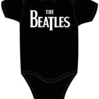The Beatles, Baby Clothes, Beatles Logo