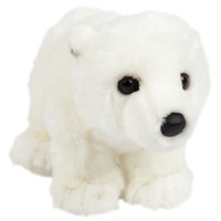 Aput the Polar Bear Soft Plush Toy