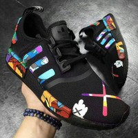Adidas NMD Women Men Running Sport Shoes Sneakers
