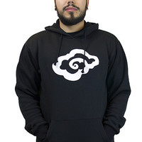 Cloud Hoodie in Black