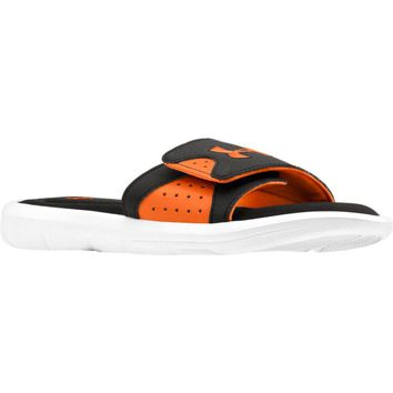 Under Armour Boy's UA Ignite IV Slide Sandals